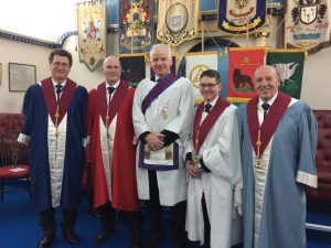 Royal Arch Freemasonry | Provincial Grand Chapter Somerset